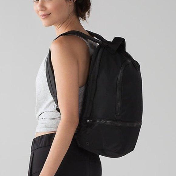 Lululemon City Adventurer Backpack 17L Black